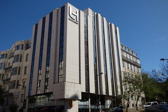 Hotel Lisboa: Un buen hotel y bien ubicado