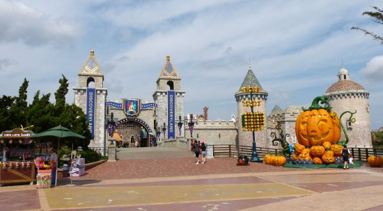 Dalian Discovery Kingdom : Entry to another land