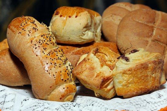 Pantastico Bed & Bakery: Nuestros panes artesanales!!1