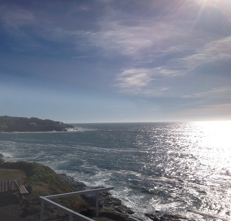 Depoe Bay, OR: The view from The Crow's Nest