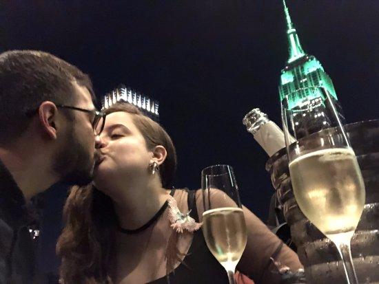 Archer Hotel New York: Spyglass Rooftop