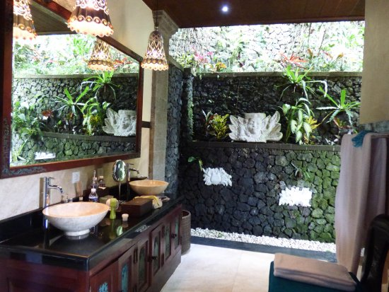 Bidadari Private Villas & Retreat: Bathroom Villa Tunjung