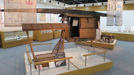Akasaka Shukuba Museum