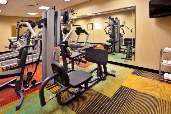 ปาล์มเบย์, ฟลอริด้า: Fitness Center