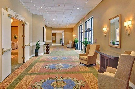 Andover, ماساتشوستس: Foyer