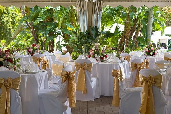 DoubleTree by Hilton Hotel and Executive Meeting Center Palm Beach Gardens : Palm Beach Gardens Weddings
