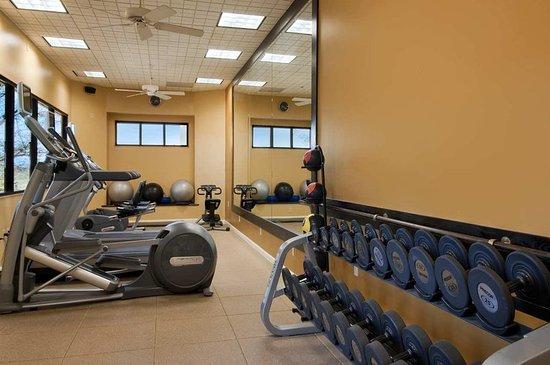 Hilton Tucson East: Precor Fitness Center