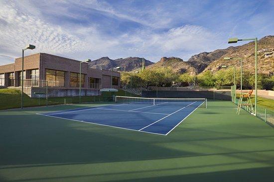 Loews Ventana Canyon Resort: Tucson Ventana Tennis Court