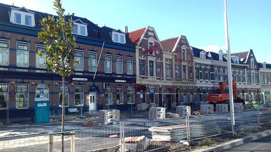 Hotel Coen Delft : Frente do Hotel