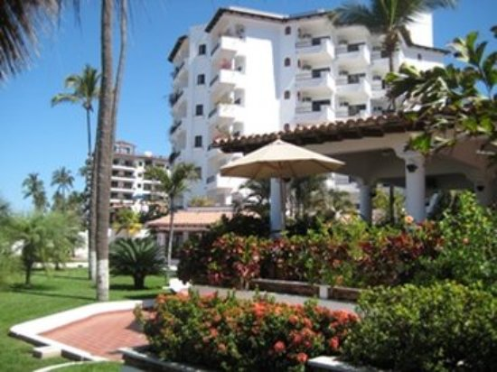 Tropicana Hotel: Exterior Hotel