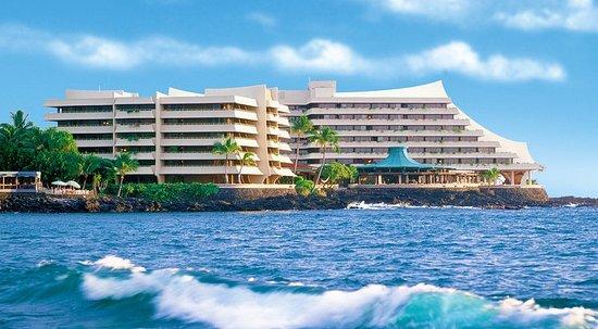 Royal Kona Resort: Exterior