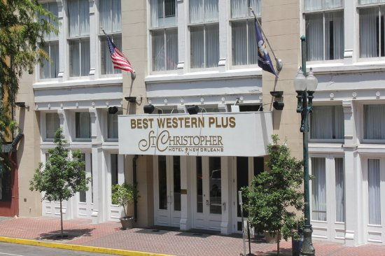Best Western Plus St. Christopher Hotel: Exterior