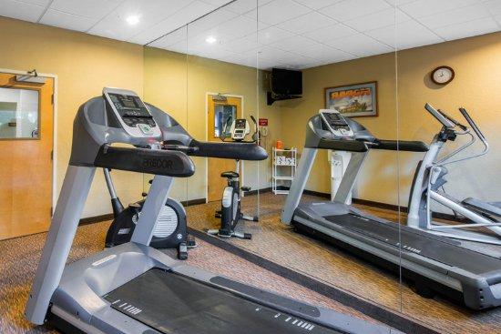 Sleep Inn & Suites Ocala - Belleview: Fitness center