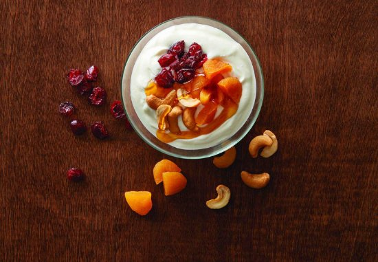 SpringHill Suites by Marriott Fairbanks: Yogurt Your Way