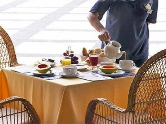 Torre Praia Hotel: Restaurant