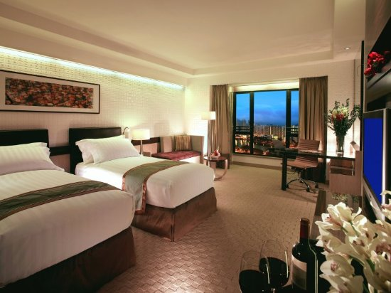 Royal Park Hotel: Twin Bed Room