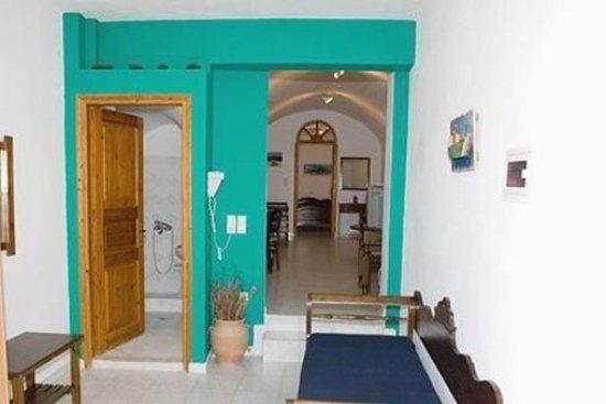 Anita's Villa - Santorini: Guest Room