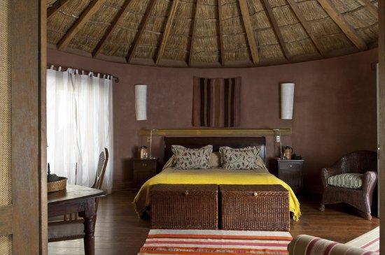 Awasi Atacama - Relais & Chateaux : SuperiorRound Suite