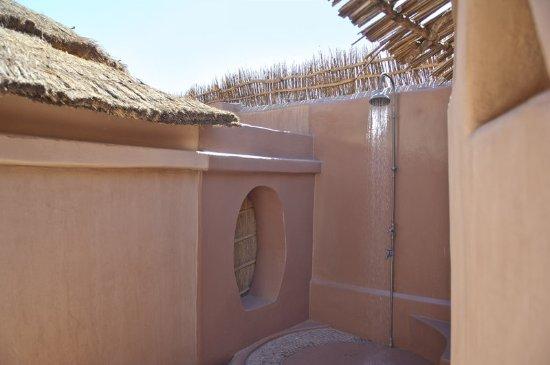 Awasi Atacama - Relais & Chateaux : Roud Room (Patio)