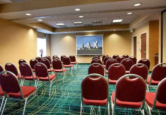 SpringHill Suites Los Angeles LAX/Manhattan Beach: Meeting Room