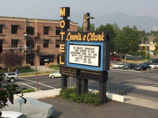 The Lewis & Clark Motel of Bozeman Picture