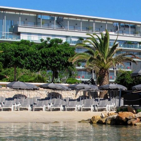 Royal Antibes Hotel, Residence, Beach & Spa: Facade
