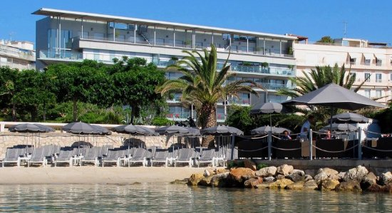 Royal Antibes Hotel, Residence, Beach & Spa: Royal Beach