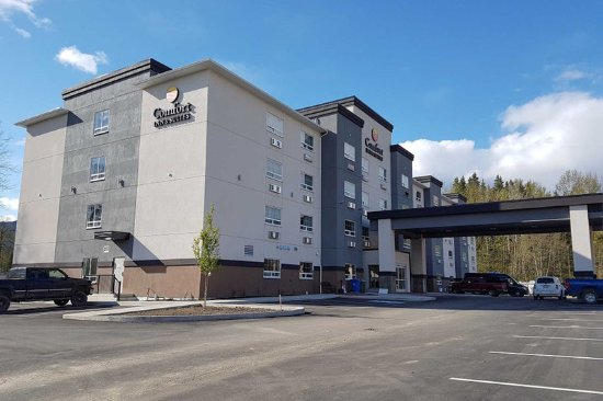 Terrace, Canada: Hotel exterior