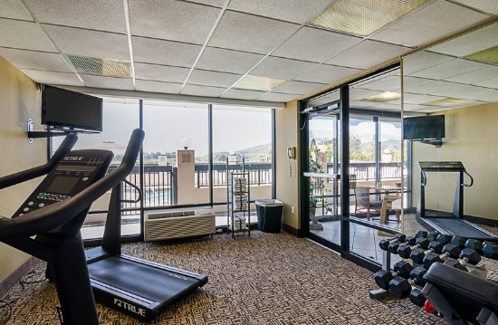 Troutville, VA: Fitness Center