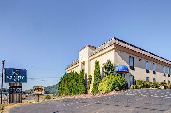 Quality Inn Troutville: Exterior