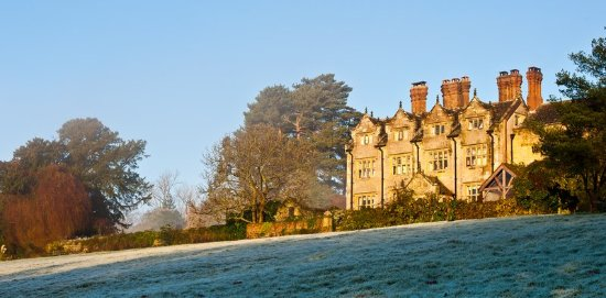West Hoathly, UK: Frost
