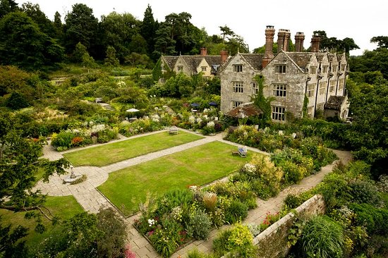 West Hoathly, UK: The Manor