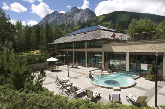 Pool View  Picture of Delta Hotels by Marriott Kananaskis Lodge