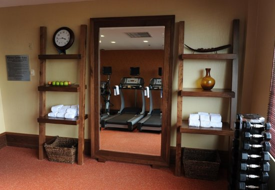Courtyard Rochester East/Penfield: Fitness Facility