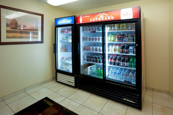 Candlewood Suites Extended Stay: Candlewood Cupboard