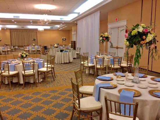 Westford Regency Inn: Ballroom