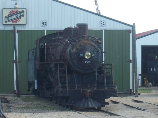 Union, IL: The Steam Engine