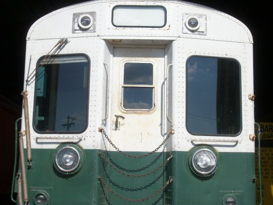 Union, IL: The CTA Passenger Car