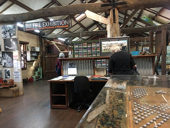 Dwellingup History and Visitor Information Centre: photo1.jpg