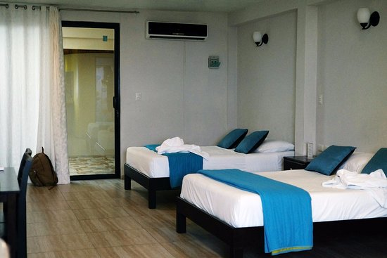 Hotel Sueño Maya: Comfy beds, PLENTY of room and clean floors