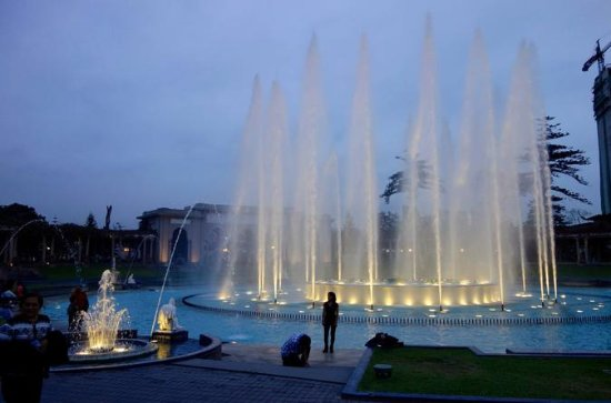 Lima City Tour and Magic Water and...