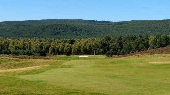Aviemore, UK: Spey Valley Golf Course