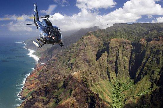 Excursión por la costa de Kauai...