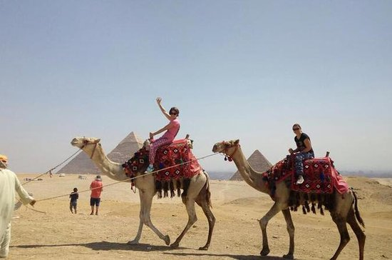 Full day Visit Giza Pyramids with...