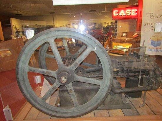 Racine, WI: The Wheel