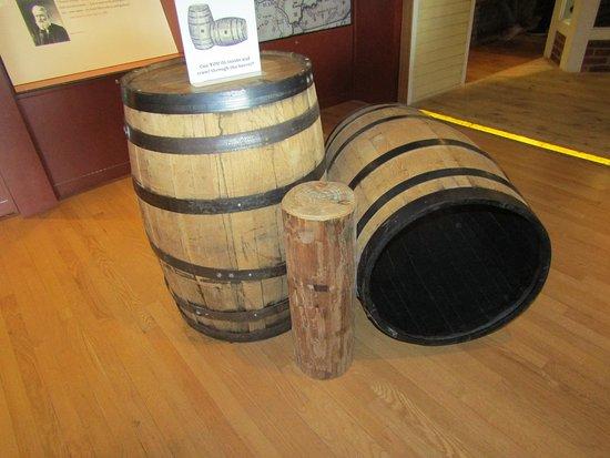 Racine, WI: The Barrels