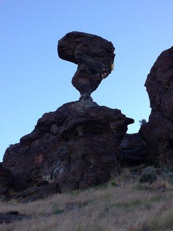 Buhl, ID : Idaho's Balanced Rock