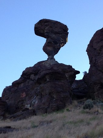 Buhl, Αϊντάχο: Idaho's Balanced Rock