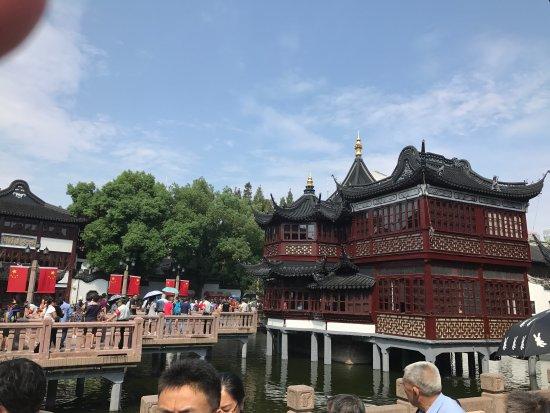 Ibis Shanghai Yu Garden Image