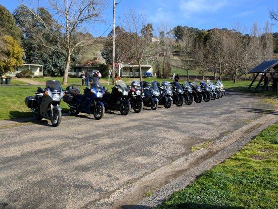Tumbarumba, Australia: The GTR-AUS collection of bikes